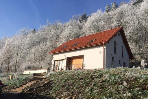 Pasivní rodinný dům – dřevostavba Děčín