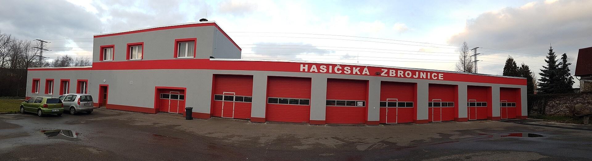 Hasičská záchranná stanice Braňany