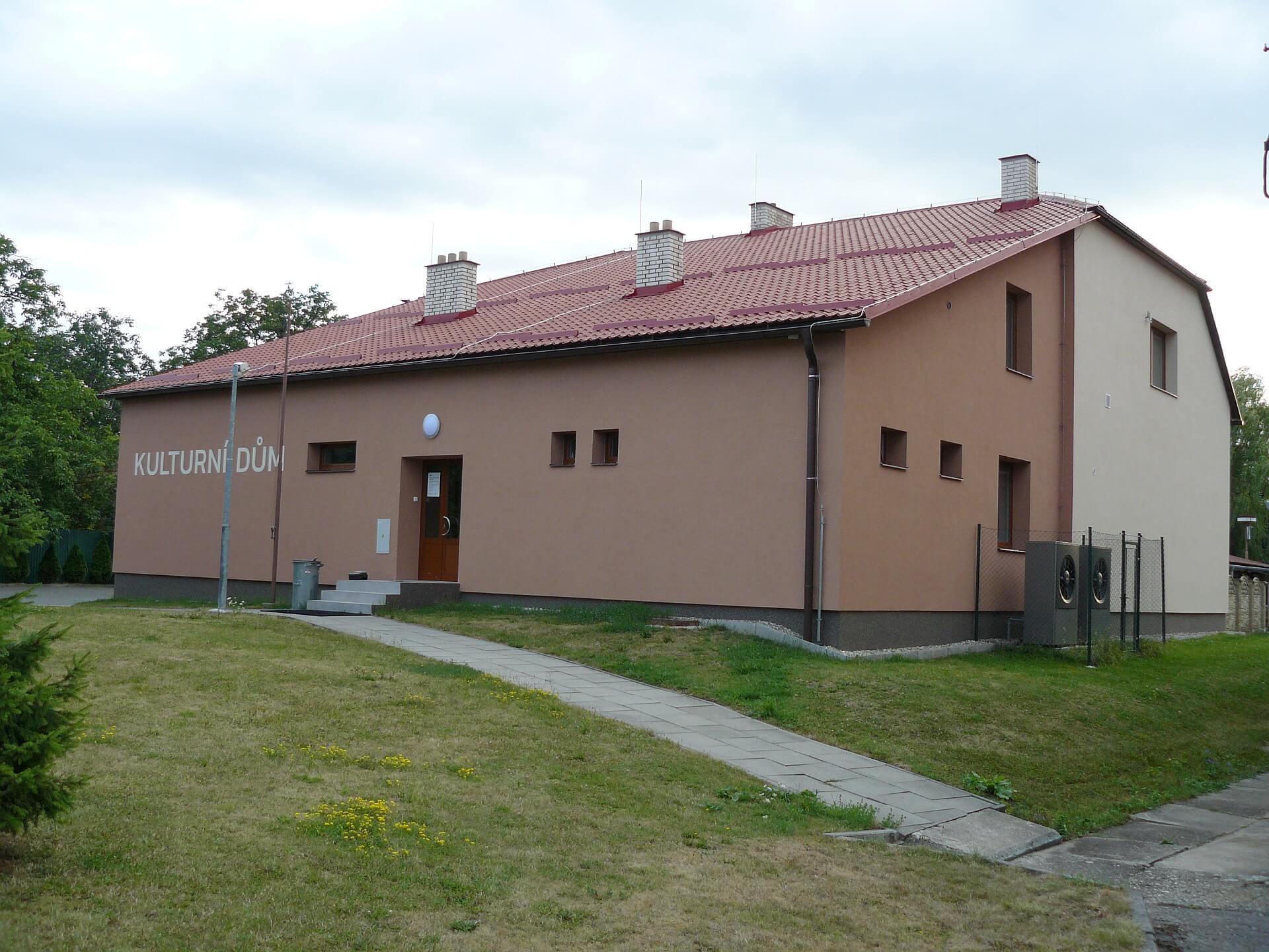 Kulturní dům Petrůvka