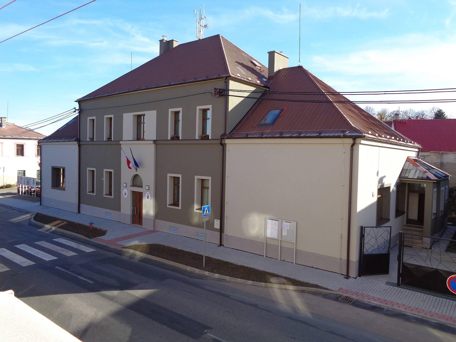 Obecní úřad Kamenné Žehrovice