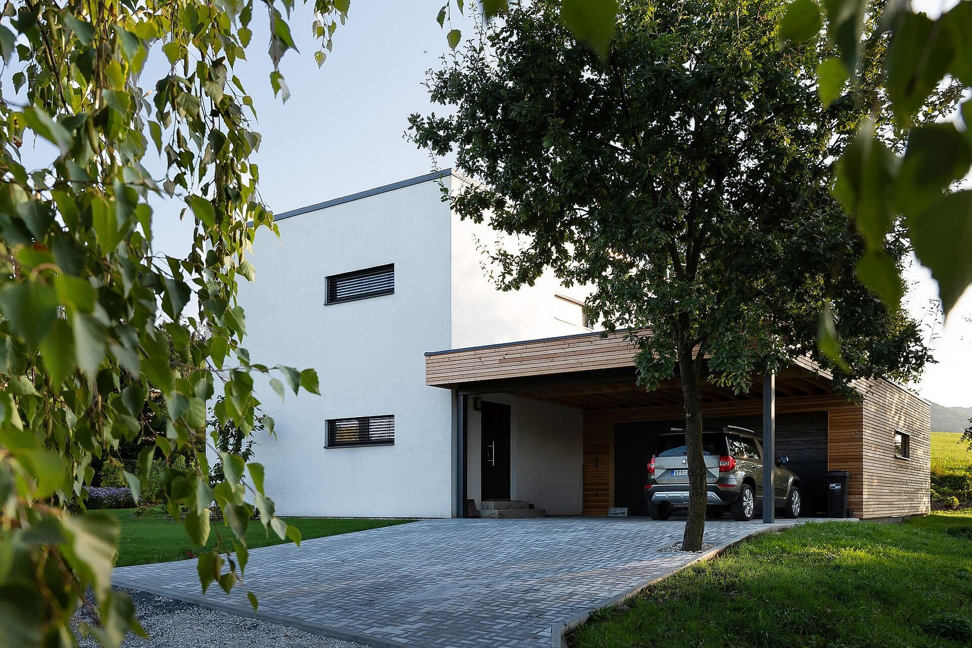 Pasivní dům Veřovice