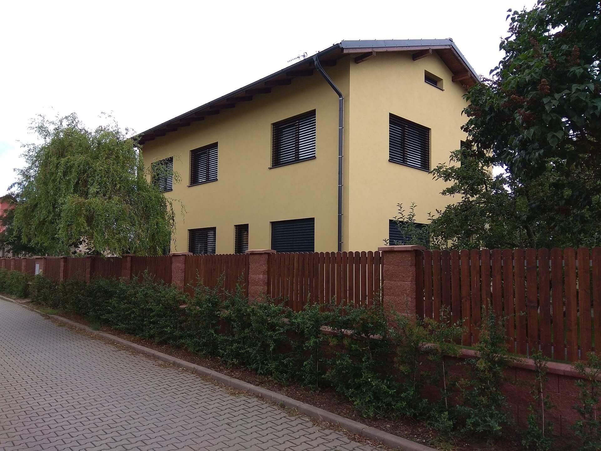 Rodinný dům Kbely