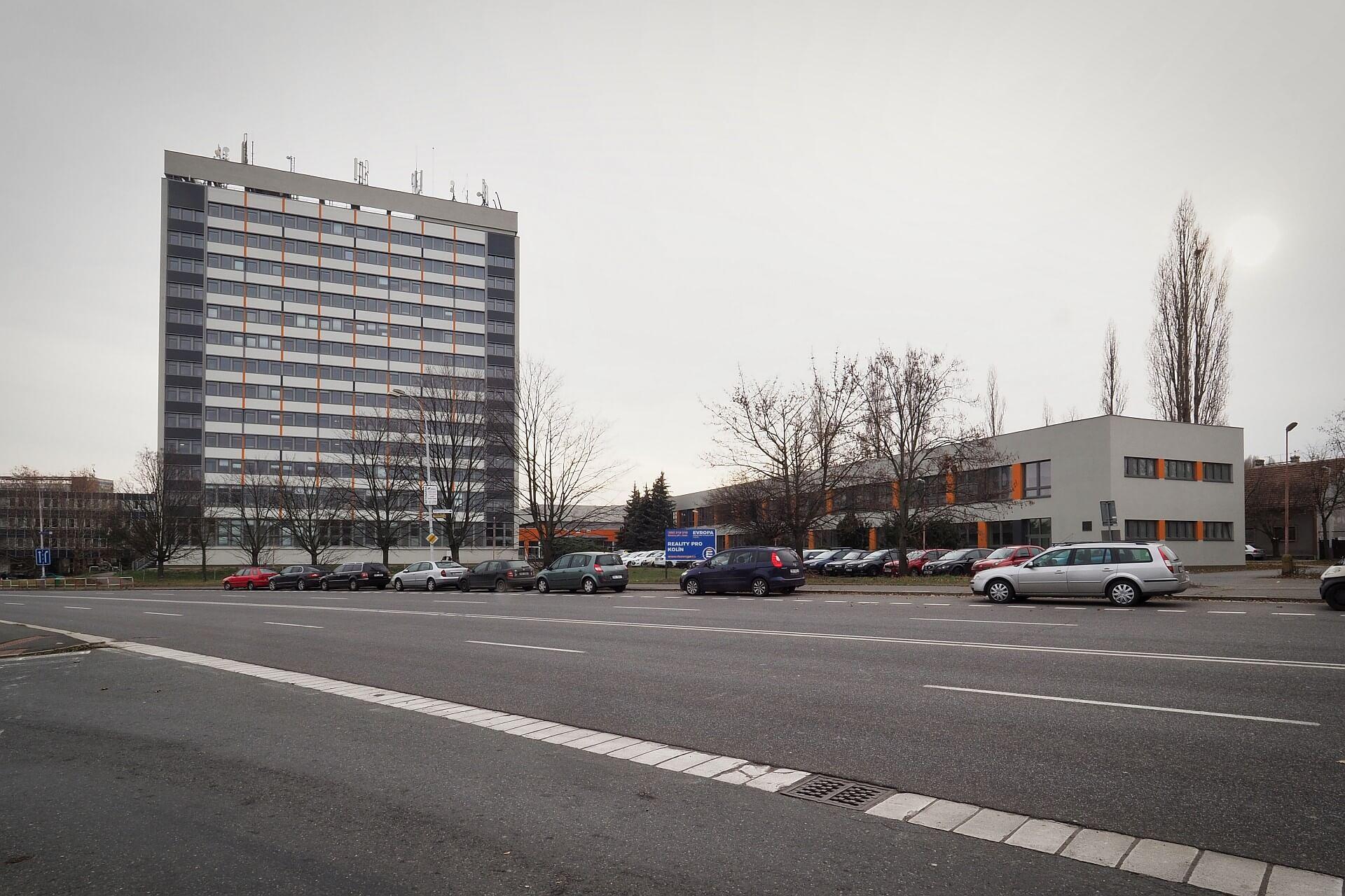 Střední odborná škola informatiky a spojů a střední odborné učiliště, Kolín