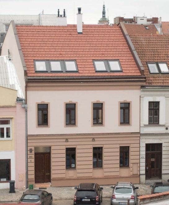 Rodinný dům Blahoslavova