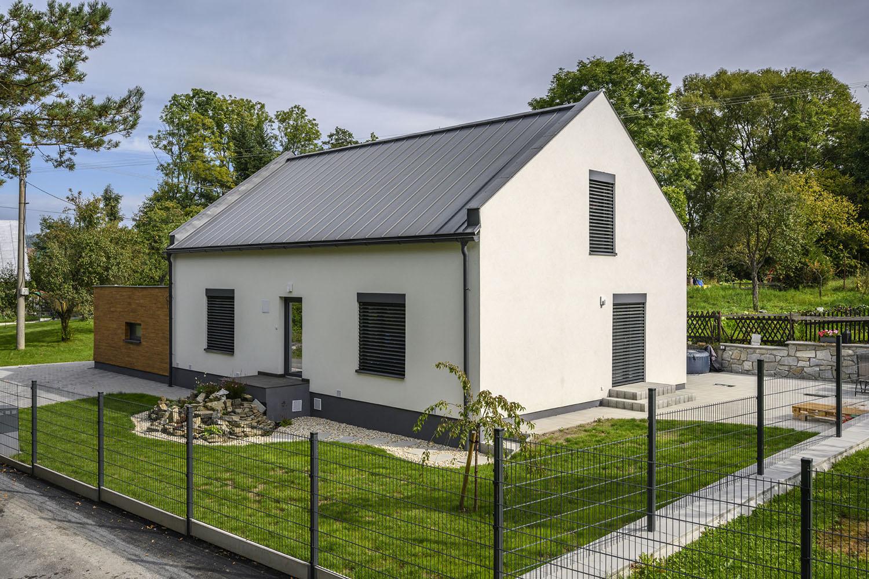 Moderní rekonstrukce rodinného domu