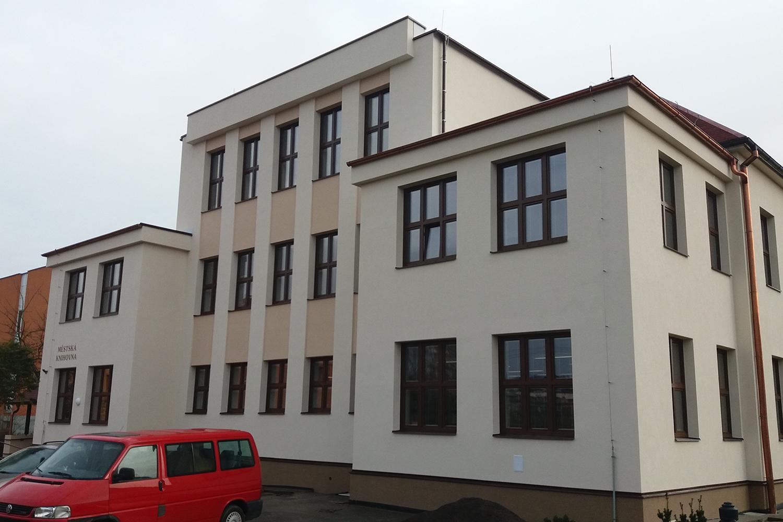 Městská knihovna Žamberk