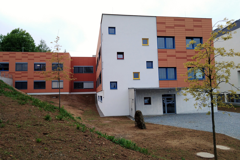 Nemocnice Nové Město na Moravě – pavilon dětského oddělení